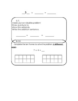 GoMath Student-Friendly 3.1-3.8 Quiz