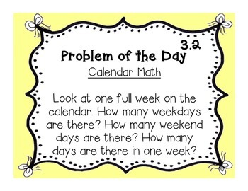 GoMath!(1st grade)FLA Common Core Chapter 3 Journal Prompts & Problem of the day