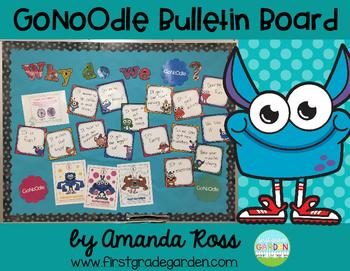 GoNoOdle Bulletin Board Freebie