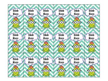 GoNoOdle Champ Brag Tags/Behavior Beads