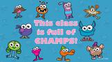 GoNoodle Champ Wallpaper
