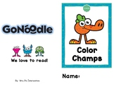GoNoodle Color Champs Student Reader
