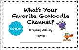 GoNoodle - Graphing Activity Booklet
