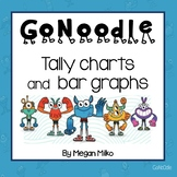 GoNoodle Tally charts and Bar Graphs