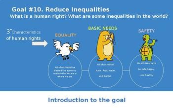 Goal 10: Reduce Inequalites