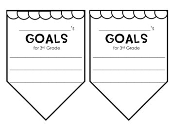 Back to School Goal Banner