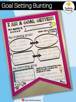 Goal Getter - Goal Setting Bunting #ausbts18