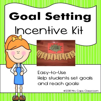 Goal Setting Incentive Kit