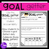 Goal Getter - Student Goal Setting
