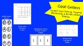 Goal Getters - Motivating, Student Goal Setting & Metacognition Activity