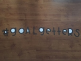 Goal Getters Sign