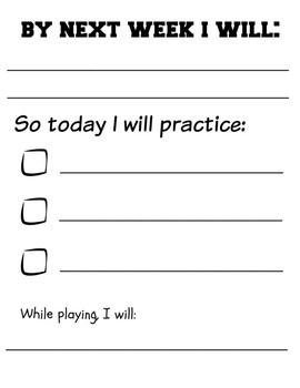Goal-Oriented Music Practice Planner