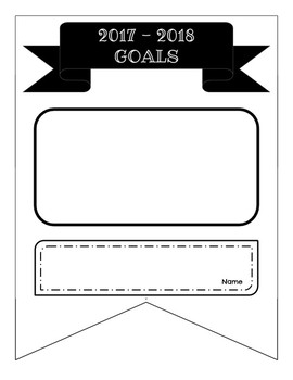 Goal Pennants