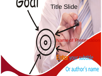 Goal PowerPoint Template