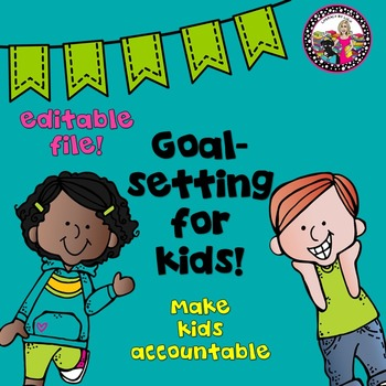 Goal Setting! Reading, Writing, & Math!