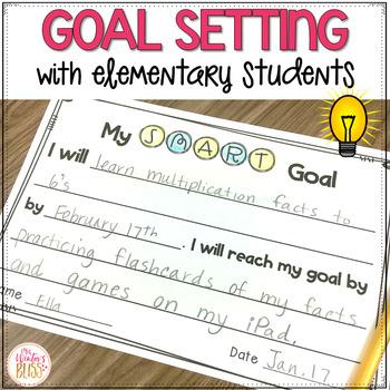 Goal Setting - Growth Mindset & SMART Goals