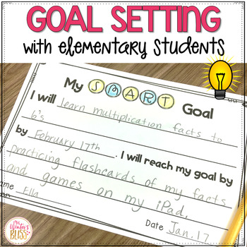 Goal Setting - Growth Mindset & SMART Goals