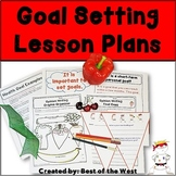 Goal Setting for Health with Reading Comprehension and Writing Activities