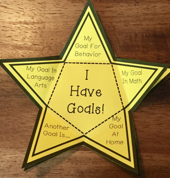 Goal Setting Activities: How To Catch A Star