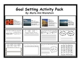 Goal Setting Activity Pack