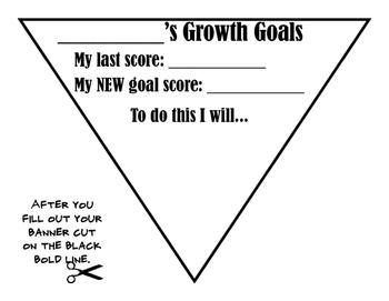 Goal Setting Banner