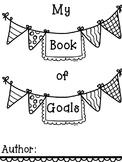 Goal Setting Book {Freebie}