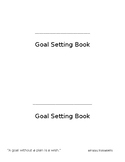Goal Setting Booklet