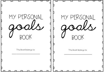 Goal Setting Books