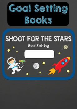 Goal Setting Books - Shoot For The Stars