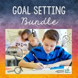 Goal Setting Bullet Journal and Weekly Planner