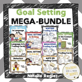 Assessment and Goal Setting Bundle