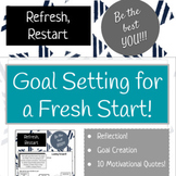 Goal Setting: Creating Growth Mindset Goals