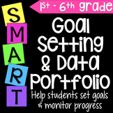 Goal Setting & Data Portfolio {BUNDLE} - INDIVIDUAL LICENSE