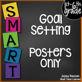Goal Setting & Data Portfolio {Posters ONLY}