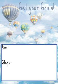 Goal Setting Digital Resource