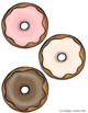 Goal Setting: Donuts and Sprinkles Theme