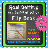 Back to School Goal Setting Flip Book