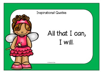 Goal Setting (Follow Your Goals)