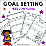 Student Goal Setting Sheets FREE DOWNLOAD