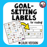 Goal-Setting Labels for Readers! Fluency, Stamina, Self-Monitoring and More!