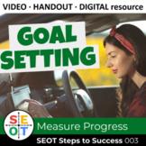Goal Setting Lesson Handout Video ▶️ SEOT 003: Measure Pro