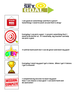 Goal Setting Mario Kart Theme