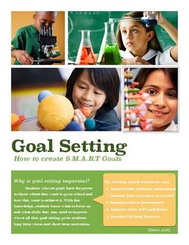 Goal Setting Newsletter/Handout