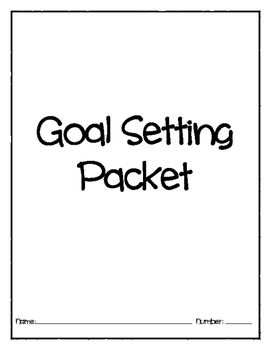 Goal Setting Packet