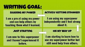 Goal Setting: Power Goals