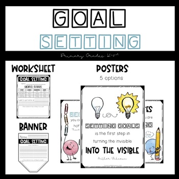 Goal Setting- Primary