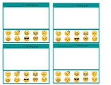 Goal Setting Punch Cards