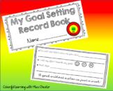 Goal Setting Record Books- EDITABLE