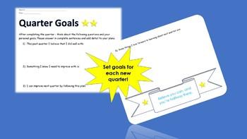 Goal Setting Reflection