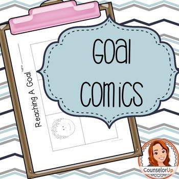 Character Ed Lesson on Self Discipline & Goal Setting: Goa